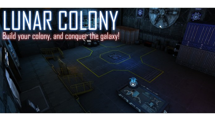 Lunar Colony