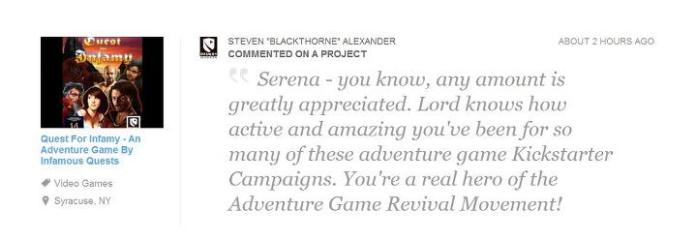 Adventure Game Revival Movement