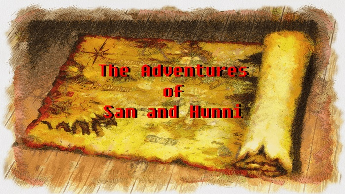 The Adventures of Sam & Hunni