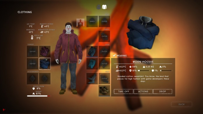 The Long Dark Clothing