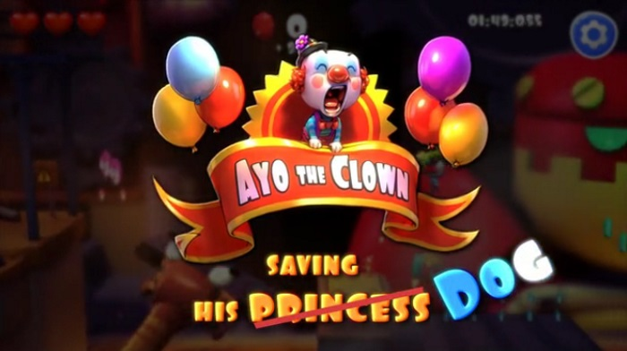 Kickstarter Game of the Week – Ayo the Clown
