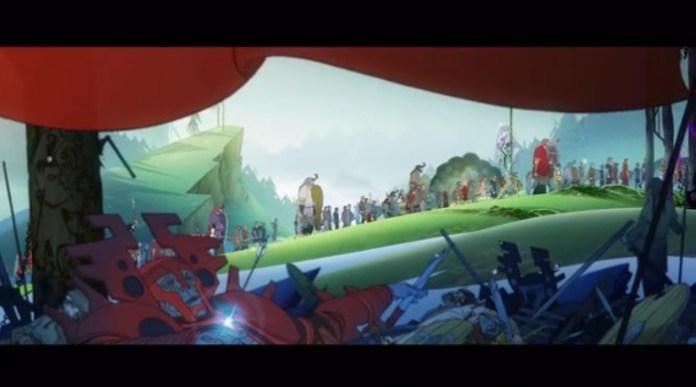 The Banner Saga 3 landscape