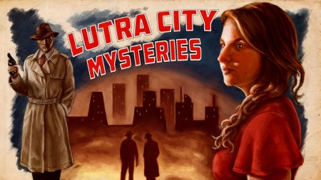 Lutra City Mysteries
