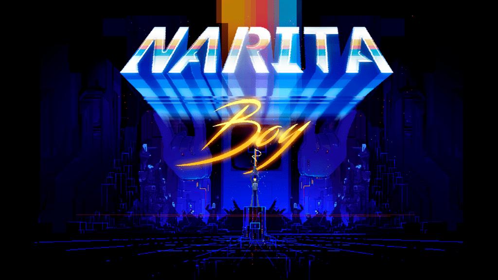 Şahane bir Cyberpunk oyunu Narita Boy çıktı!