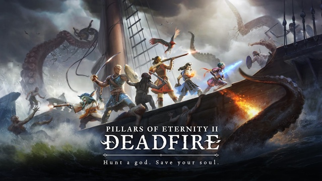 Lightning Strikes Twice For Obsidian With Pillars Of Eternity II: Deadfire Fig Funding