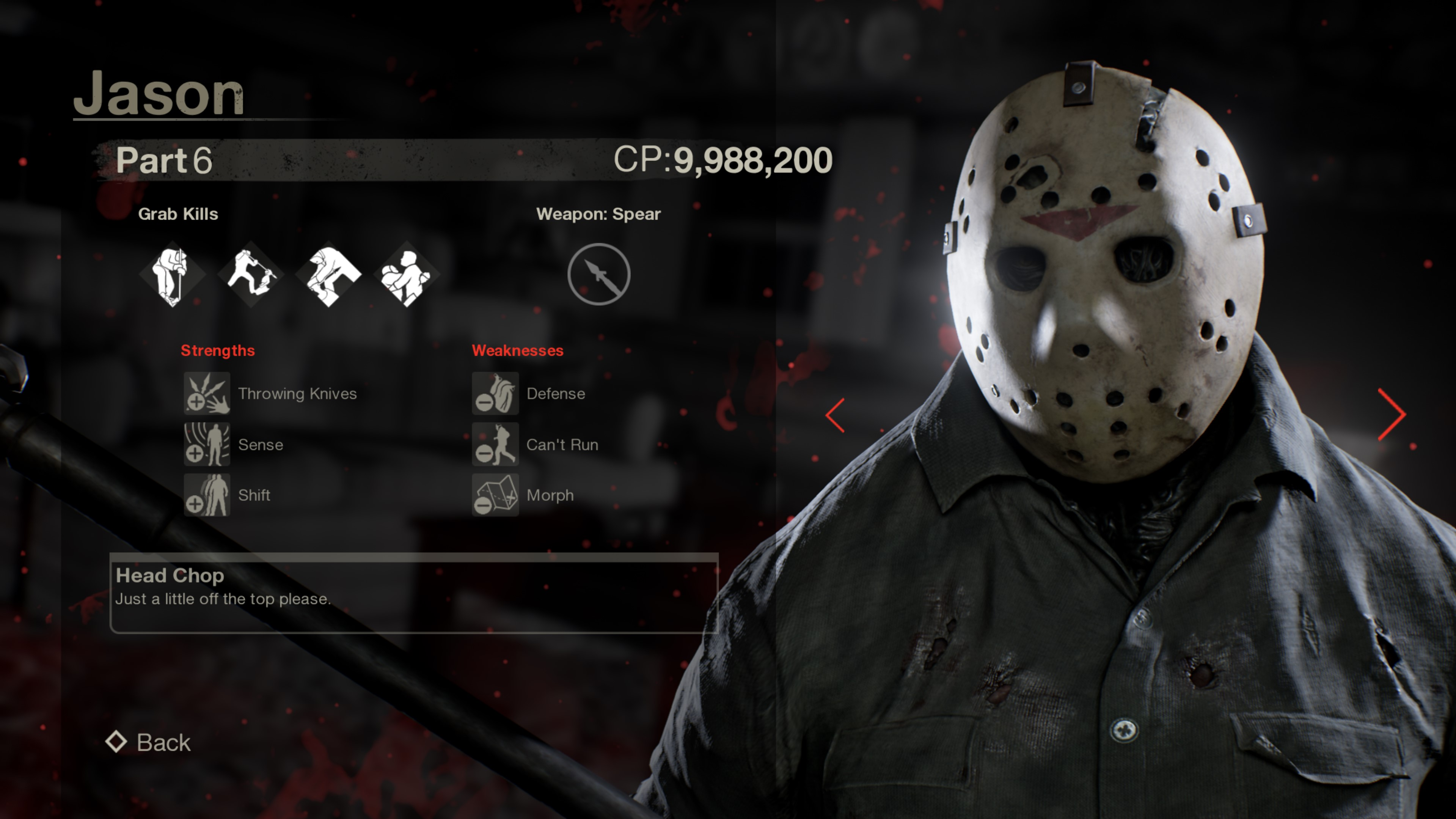 Choosing The Best Friday The 13th The Game Jason - Cliqist