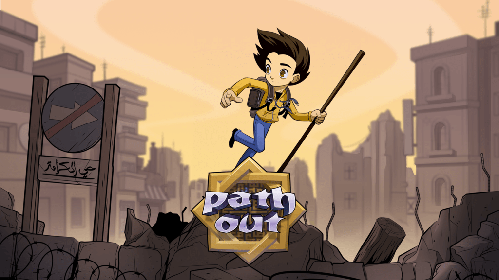 Free Indie Games: Escaping Syria in Path Out