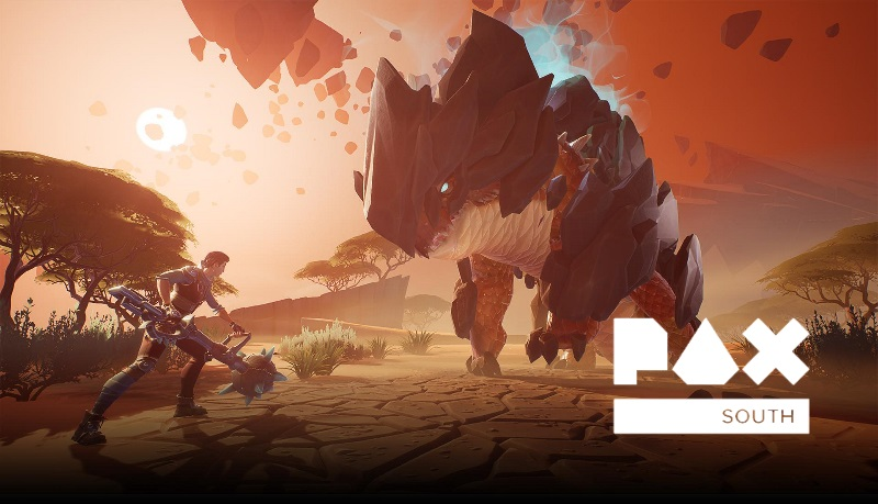PAX South: Sizing Up The New Dauntless Behemoth, Skarn