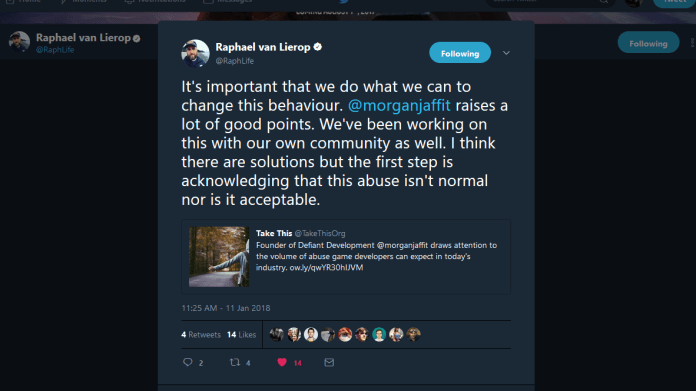 Hinterland Director Talks About Abuse, Leaving the Long Dark Subreddit Community