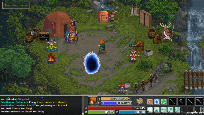 Tangledeep Review: Roguelike Diablo in a Chrono Trigger costume.