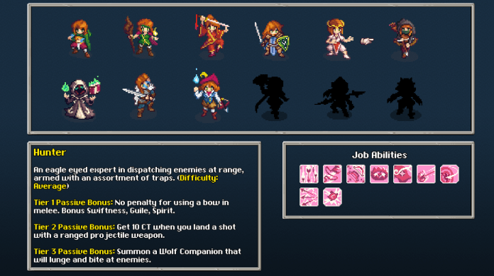 Tangledeep: Hunter/Sword Dancer Survival Strategy