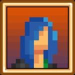 Pixelated portrait of Treasa McCabe.