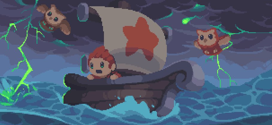 Nick Gregory Discusses Promising Platformer Eagle Island