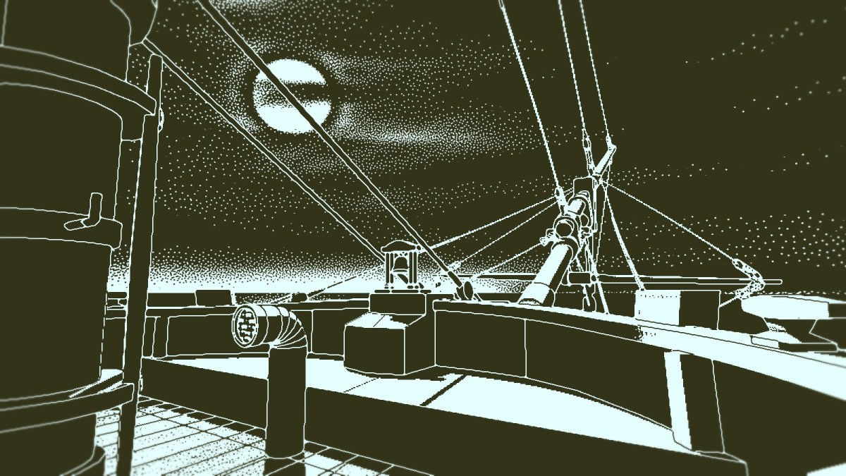 The Past Collides with the Present in Return of the Obra Dinn
