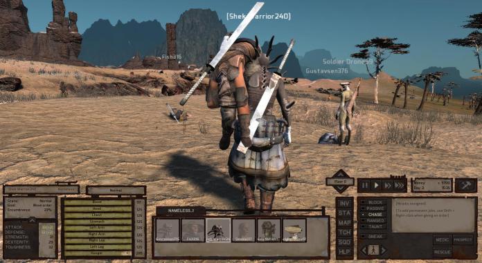 Kenshi - Swordsman