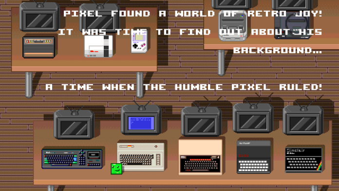 Super Life of Pixel_museum