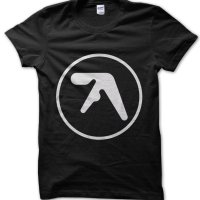 Aphex Twin logo t-shirt by Clique Wear
