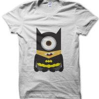 Batminion Batman minion t-shirt by Clique Wear