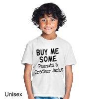Buy Me Some Peanuts & Cracker Jacks t-shirt by Clique Wear