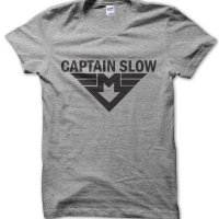 Captain Slow Top Gear t-shirt by Clique Wear