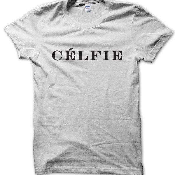Celfie t-shirt by Clique Wear