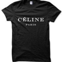 Celine Paris t-shirt by Clique Wear