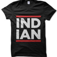 Indian t-shirt by Clique Wear
