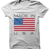 Made in the USA t-shirt by Clique Wear
