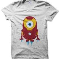 Minion Ironman t-shirt by Clique Wear