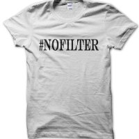 #NOFILTER t-shirt by Clique Wear