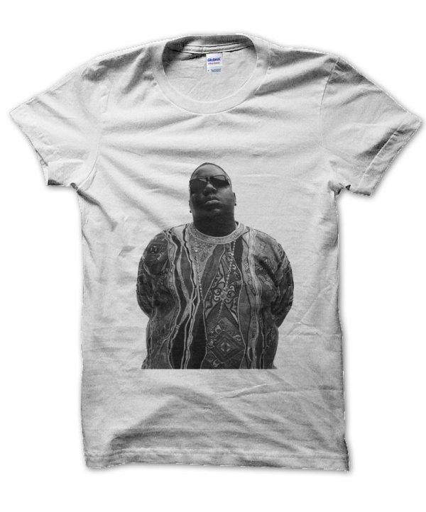 Notorious BIG Biggie Smals urban rap gangsta hip hop t-shirt by Clique Wear