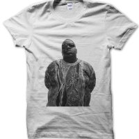 Notorious BIG Biggie Smals urban rap gangsta hip hop t-shirt by Clique Wear