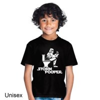 Star Wars Storm Pooper t-shirt by Clique Wear