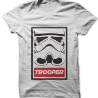 Star Wars Trooper t-shirt by Clique Wear
