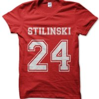 Stilinski 24 Teen Wolf t-shirt by Clique Wear