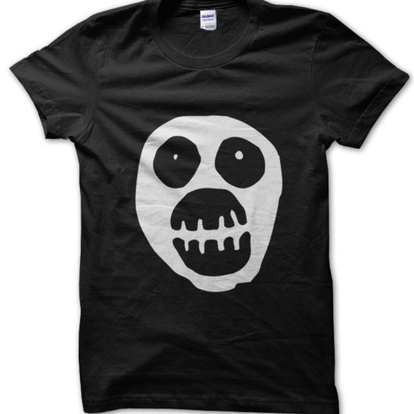 The Mighty Boosh face t-shirt by Clique Wear