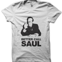 Better Call Saul t-shirt by Clique Wear