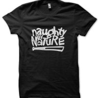 Naughty by Nature t-shirt by Clique Wear