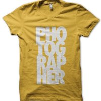 pho-tog-rap-her photographer t-shirt by Clique Wear