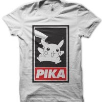 Pika Obey t-shirt by Clique Wear