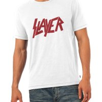 Slayer rock band metal music t-shirt by Clique Wear