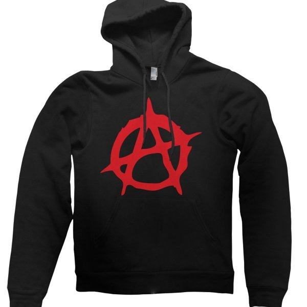 Anarchy hoodie by CliqueWear