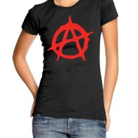 Anarchy t-shirt by Clique Wear