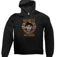 Kakarots Gym hoodie by CliqueWear