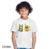 Pikachu Totoro t-shirt by Clique Wear
