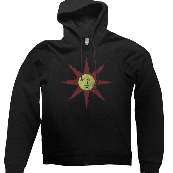 Praise the Sun logo hoodie by CliqueWear