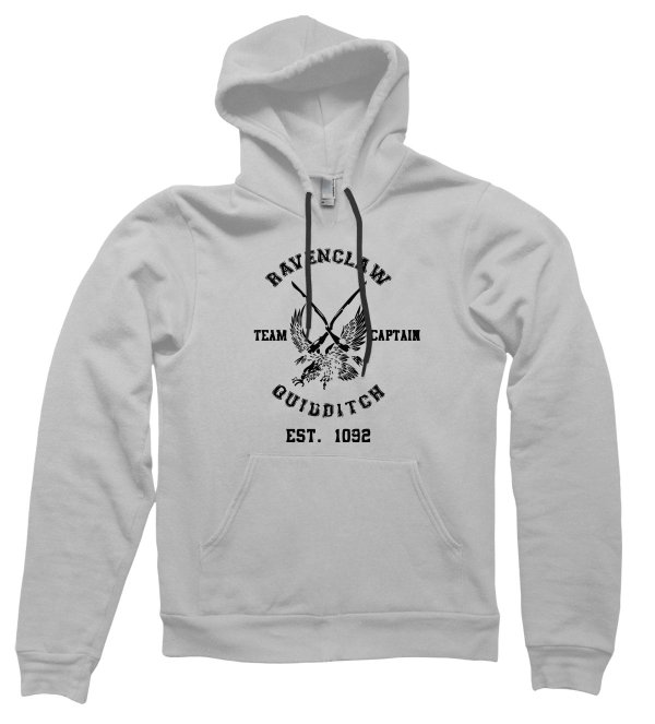 Ravenclaw quidditch hoodie by CliqueWear