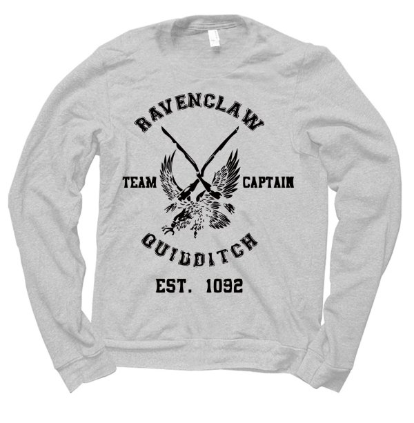 Ravenclaw quidditch jumper by Clique Wear