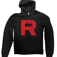 Team Rocket hoodie by CliqueWear
