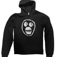 The Mighty Boosh face hoodie by CliqueWear